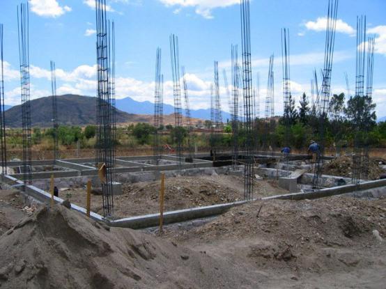 faze izgradnje stambenih kuća