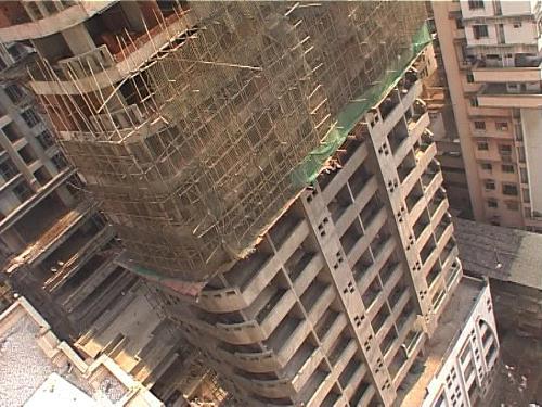 faze izgradnje stambene zgrade