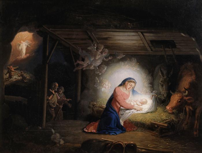 Božična praznična zgodba