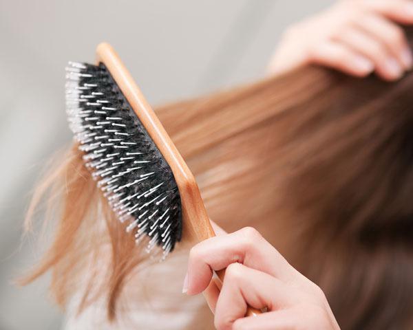 struttura del cuoio capelluto e dei capelli