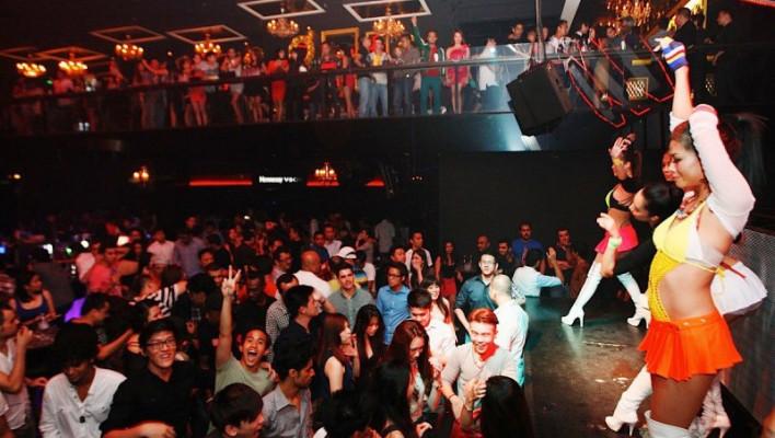 zabave u zatvorenim klubovima