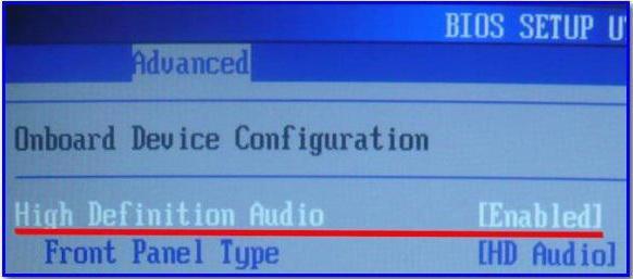 non è riuscito a riprodurre il suono di prova di Windows 7 su un laptop