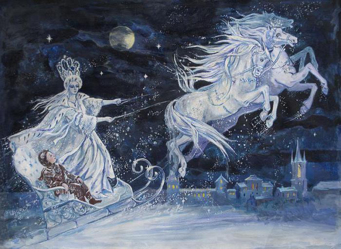 riassunto della regina delle nevi