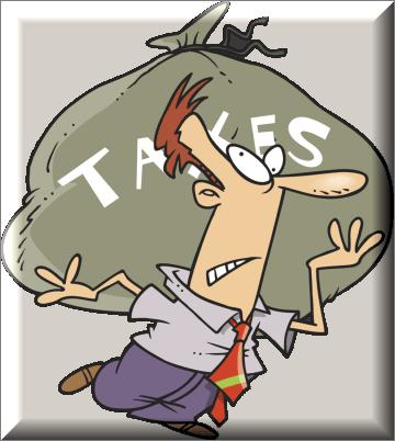 данъчна тежест