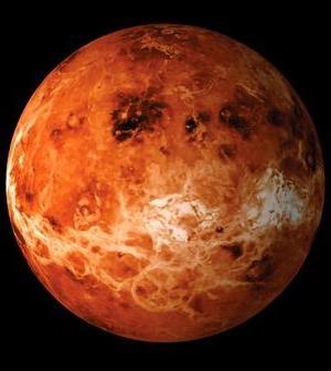 veličina Marsa