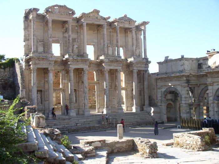 četvrto čudo svjetskog hrama artemide u ephesusu