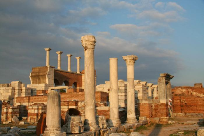 hram artemide u ephesus čudo svjetlosti drevnog svijeta