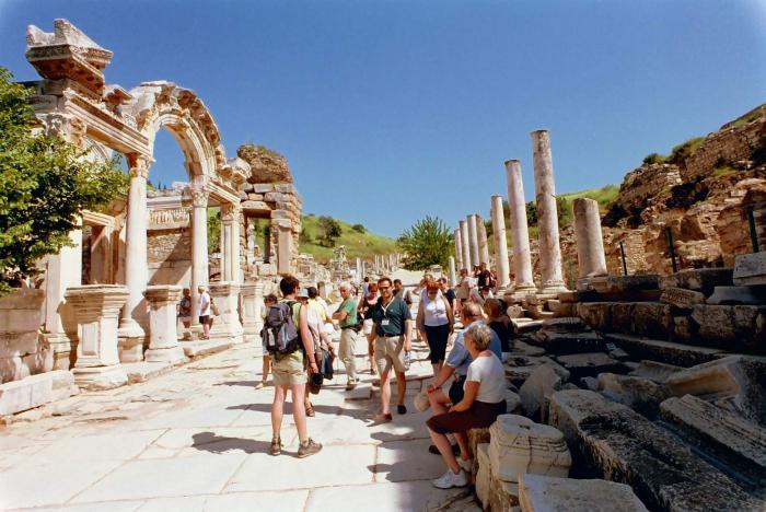 gdje je hram artemide u ephesusu