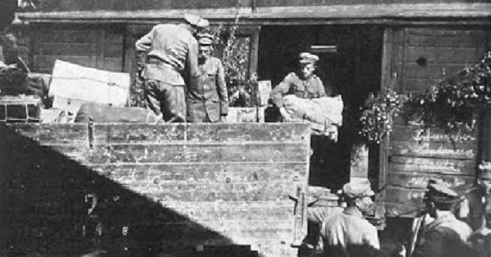 la rivolta del corpo cecoslovacco maggio 1918