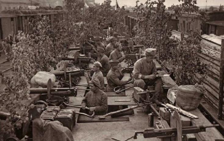risultati della rivolta del corpo cecoslovacco