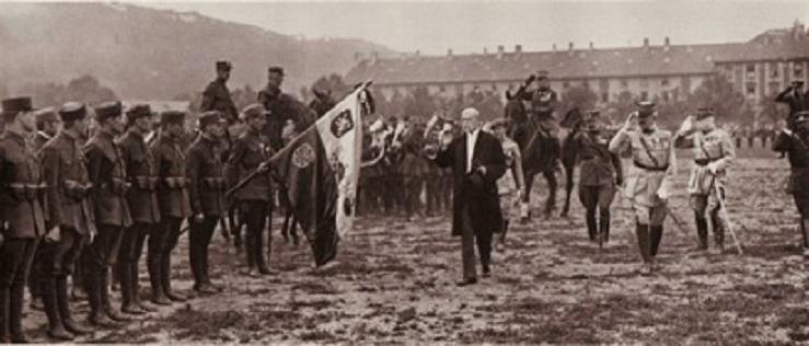 rivolta dei soldati del corpo cecoslovacco 1