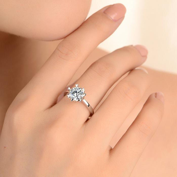 il significato degli anelli sulle dita delle donne