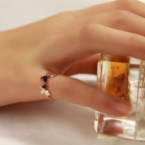 i valori degli anelli sulle dita