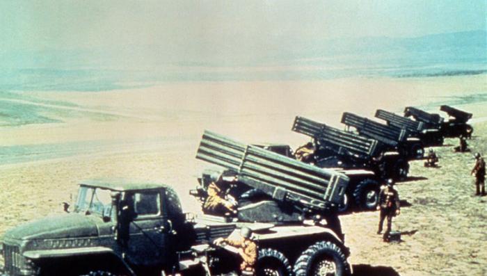 система за изстрелване на ракета