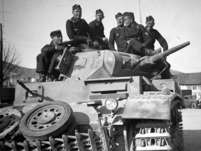 Podjele Wehrmachta