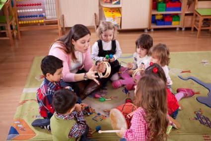 lavoro sociale di un'insegnante