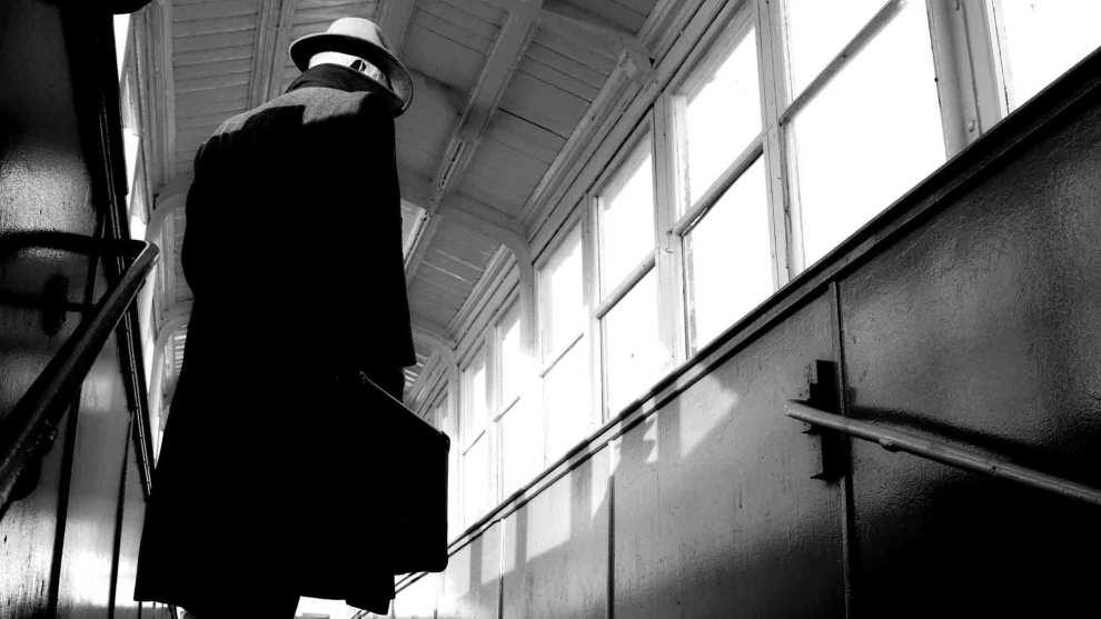 метро шпионин