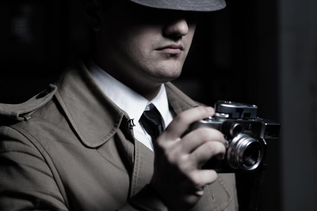 шпионска снимка