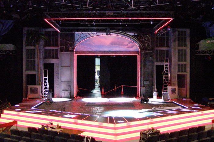 Divadelní umění