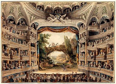 Divadelní umění 17-18 století