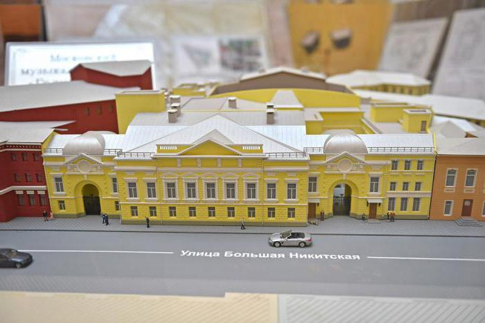 Мосцов Тхеатре Хеликон Опера