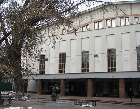 teatro mossovet