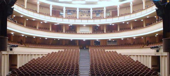 Teatro della città di Mosca