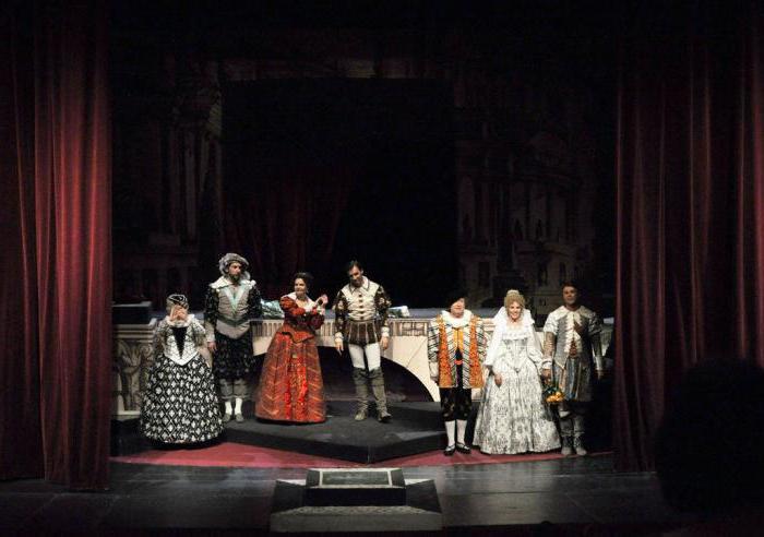 Позориште Сатире (Москва): представе