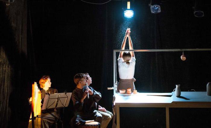recensioni di pratica teatrale