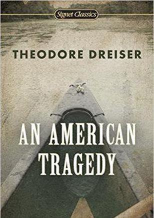 Tragedia americana Theodore Draizer