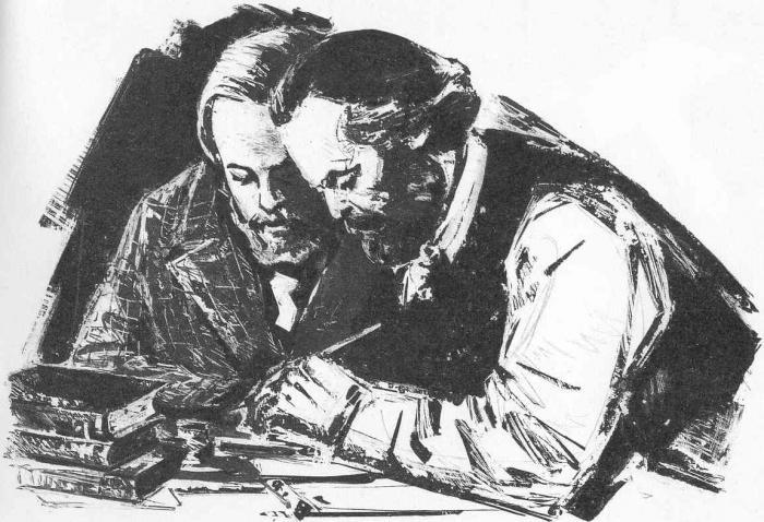Marksistična teorija državnega izvora