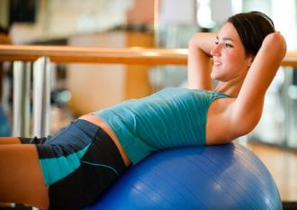 esercizi di terapia fisica
