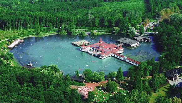 recensioni di lago heviz Ungheria