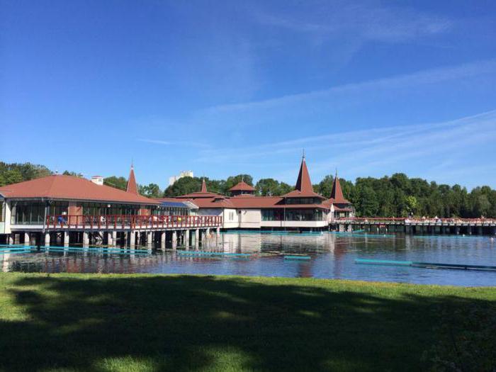 Recensioni sul trattamento per l'ungheria nel lago d'Ungheria