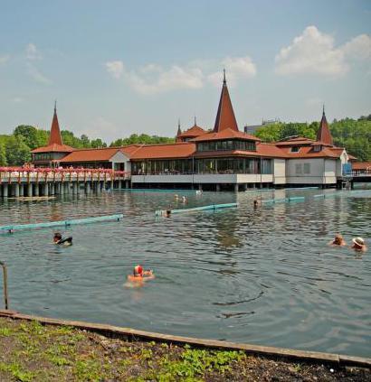 Trattamento Ungheria Lago Heviz