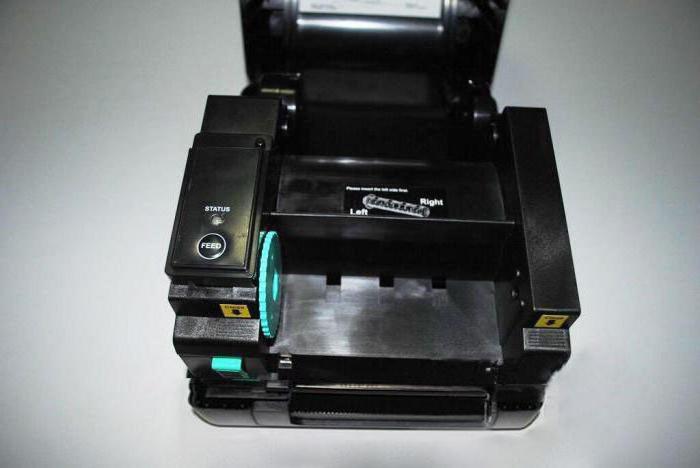 tiskárna termotransferových štítků