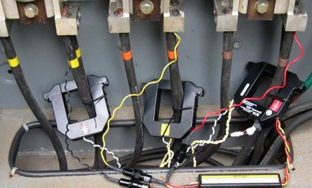 trofazni strujni transformator