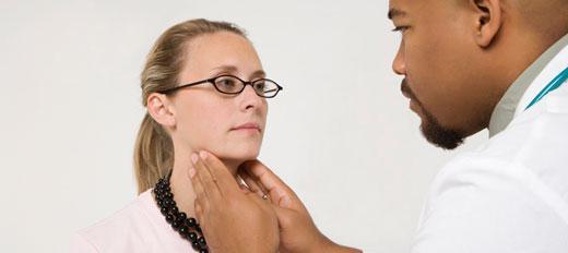 rychlost hormonů štítné žlázy