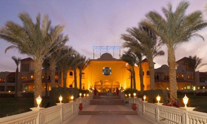 parco acquatico di tyrana sharm el sheikh