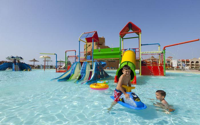 hotel parco acquatico tiranno sharm el sheikh