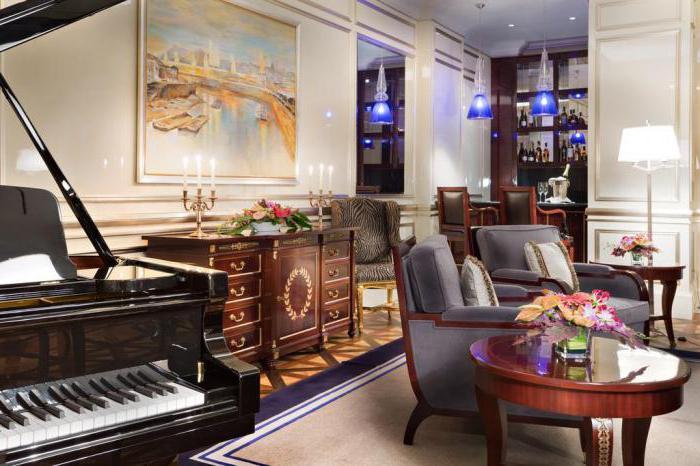 Il più costoso hotel a 5 stelle di Mosca
