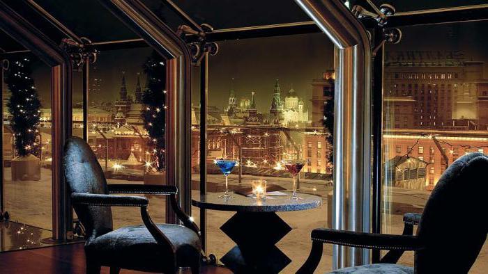 l'hotel più costoso di Mosca