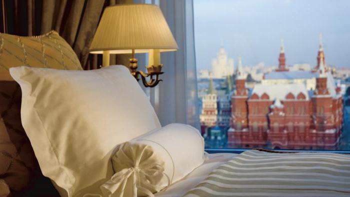 Ritz Carlton è l'hotel più costoso di Mosca