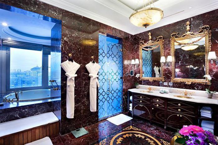 gli hotel più costosi di Mosca top 10