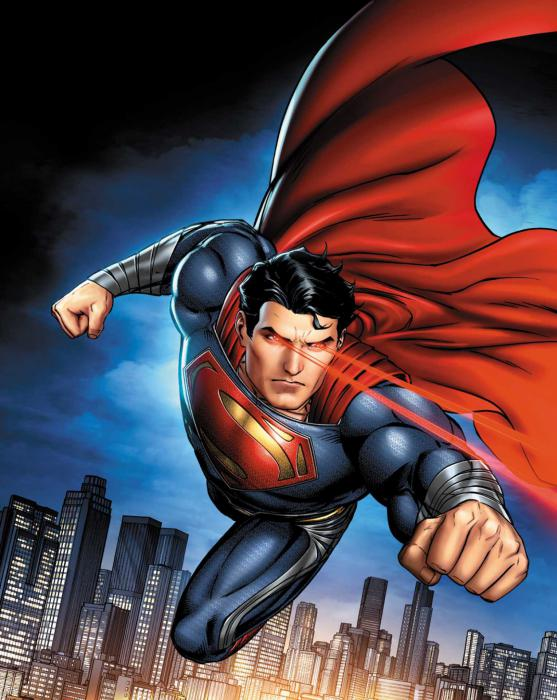 najpotężniejszy komiks superbohatera