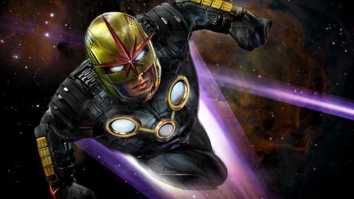 najpotężniejszy superbohater na świecie