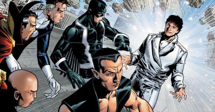 10 najpotężniejszych superbohaterów