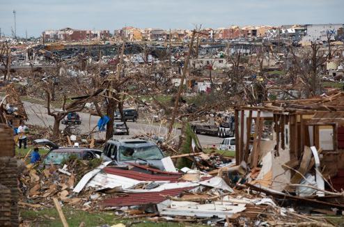 Po tornado