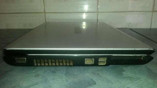 Toshiba Satellite L300 specifiche