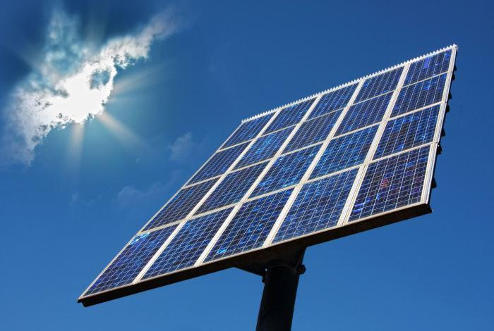 da cosa dipende la radiazione solare